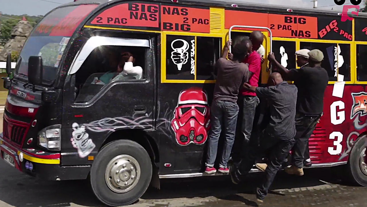 NAIROBI - PIMP MY BUS - SPICEE